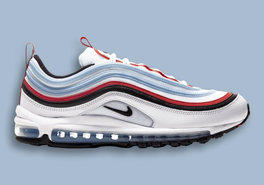 This Upcoming Nike Air Max 97 Adorns Chicago Flag Colors