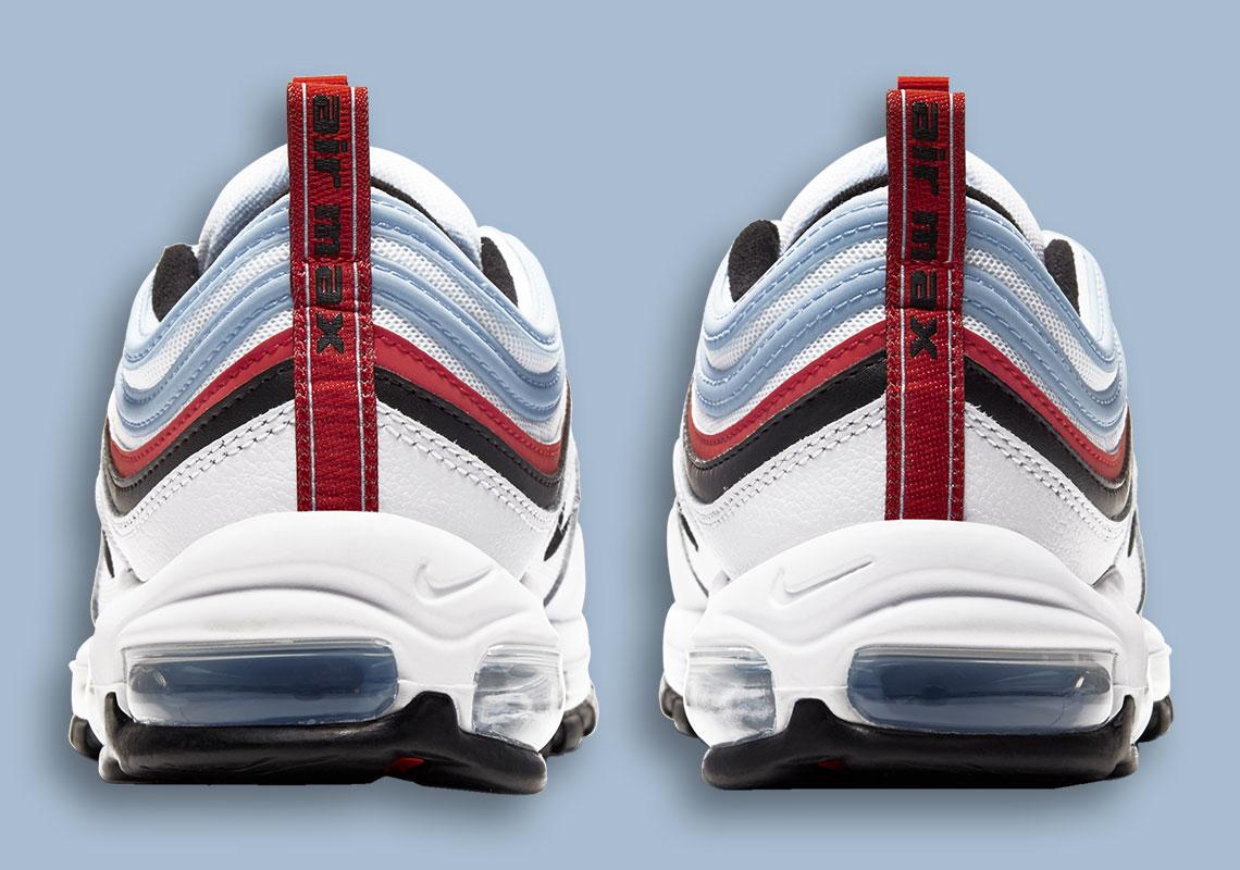 Felicidades Barriga Juventud  Nike Air Max 97 Chicago CW6986-100 Release Info | SneakerNews.com