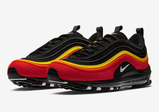 This Nike Air Max 97 Is Prepared For The Upcoming 2020 MLB Season