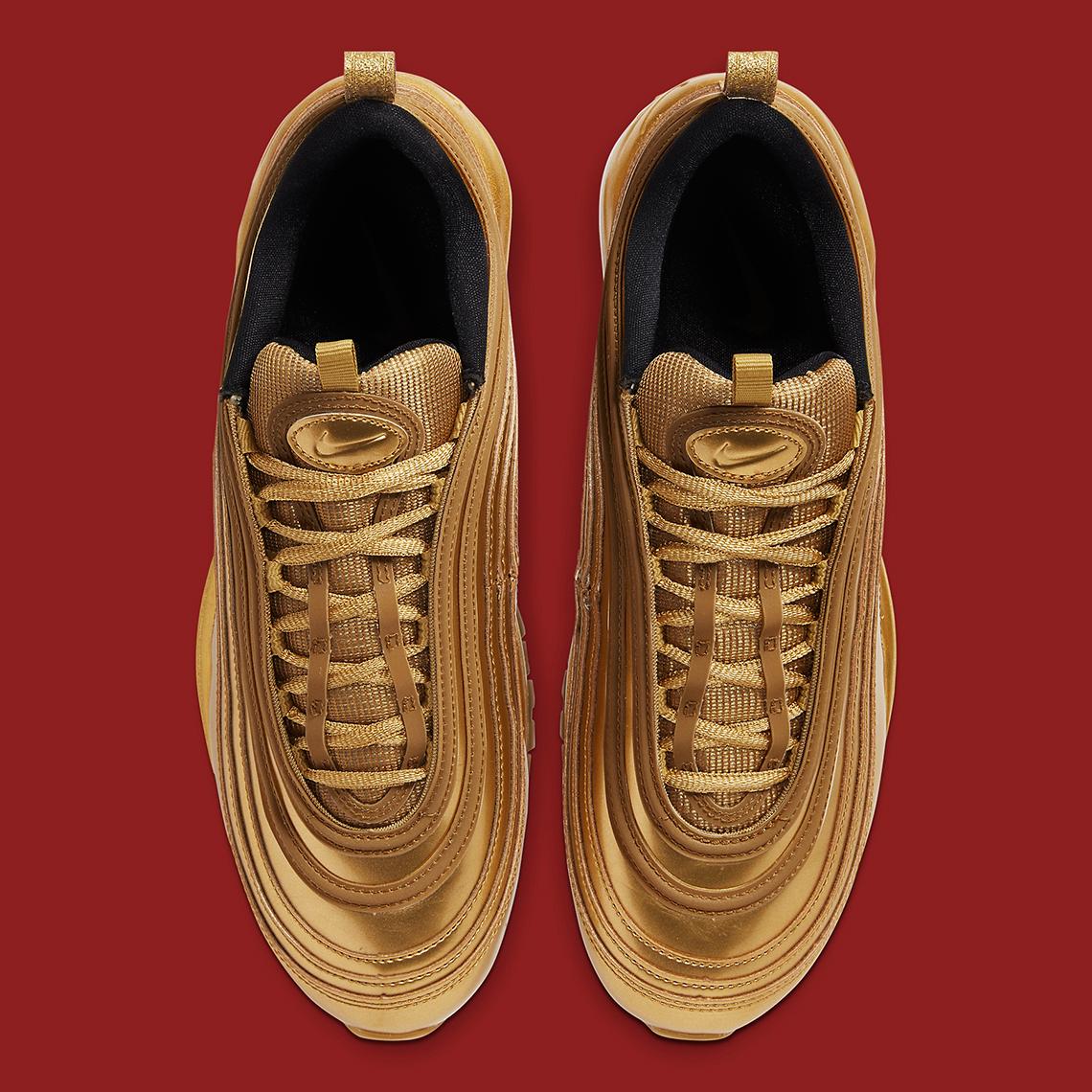 Nike Air Max 97 Metallic Gold CT4556 700 |
