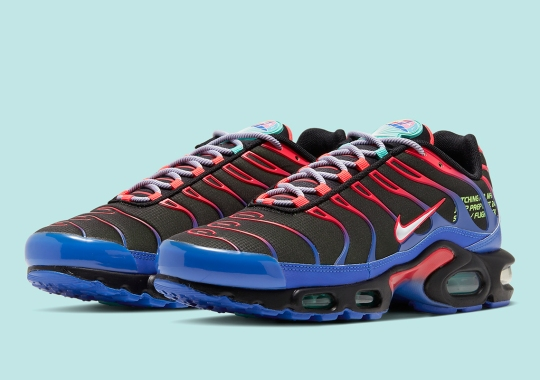 Nike To Release A Futuristic Air Max Plus To Match Its Vapormax Counterpart