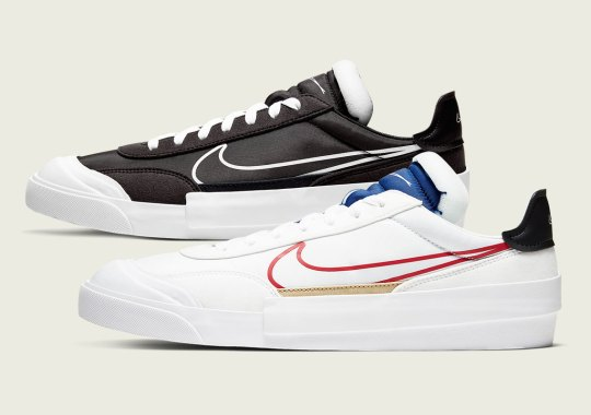 Nike Adds Enlarged Swooshes To The Drop Type HBR