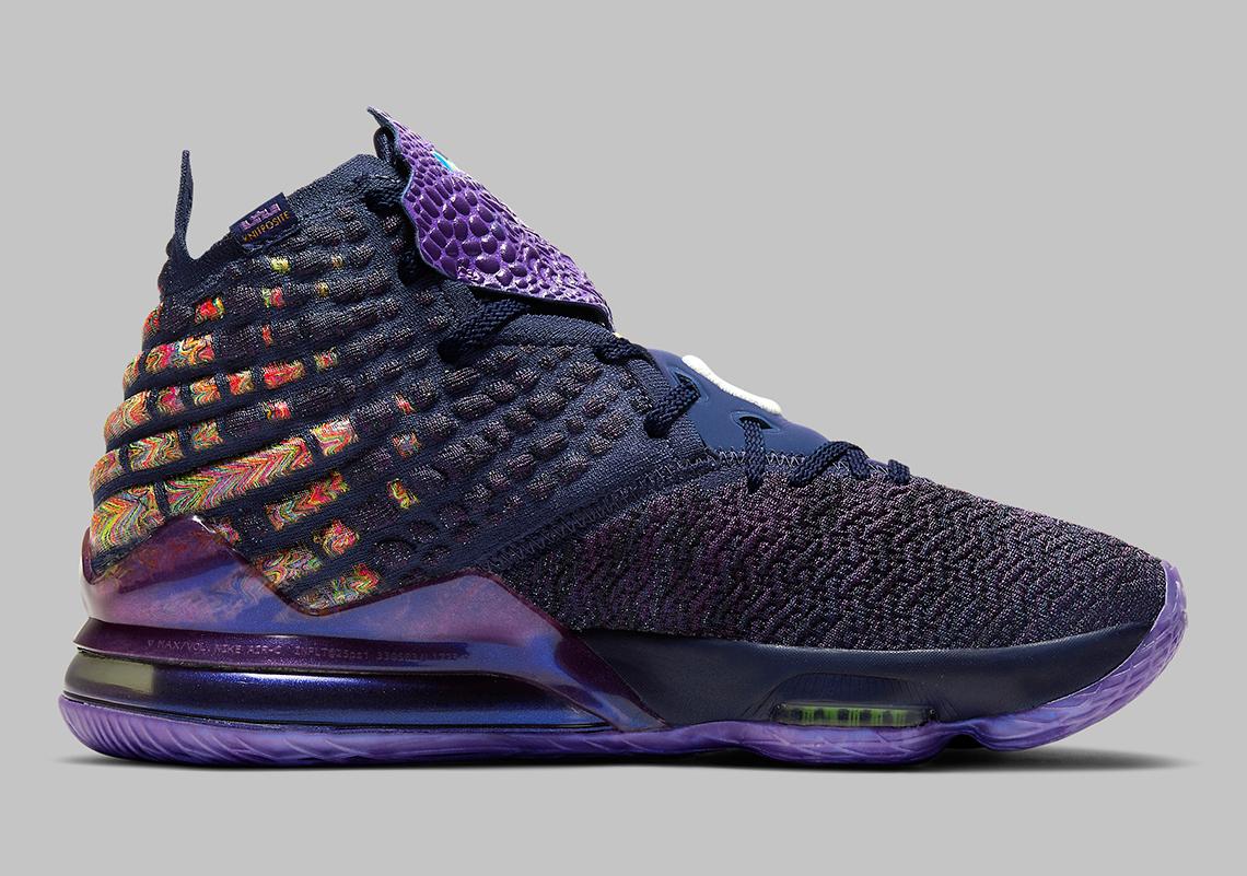 Nike LeBron 17 Monstars CD5050-400