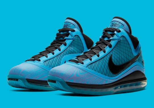 """The Nike LeBron 7 """"All-Star"""" Releases On February 8th"""