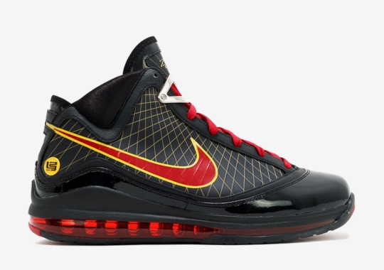 The Nike LeBron 7 PE Inspired By Fairfax H.S. Is Set For A Release