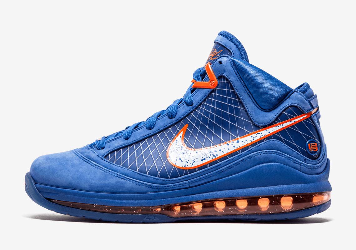Nike LeBron 7 PE Hardwood Classic 2020