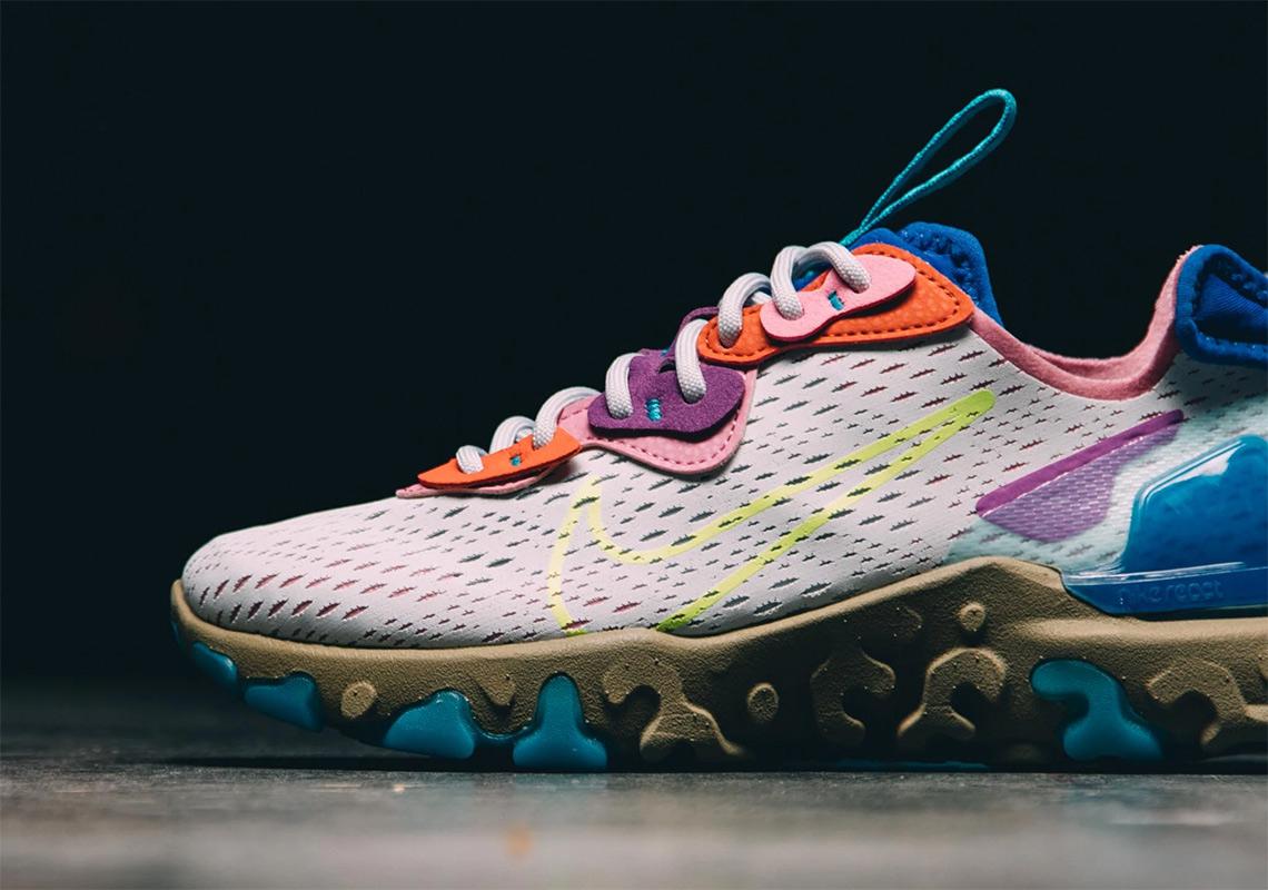 Nike React Vision CI7523-001 Release Info | SneakerNews.com