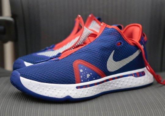 Paul George Debuts The Nike PG 4 In Los Angeles