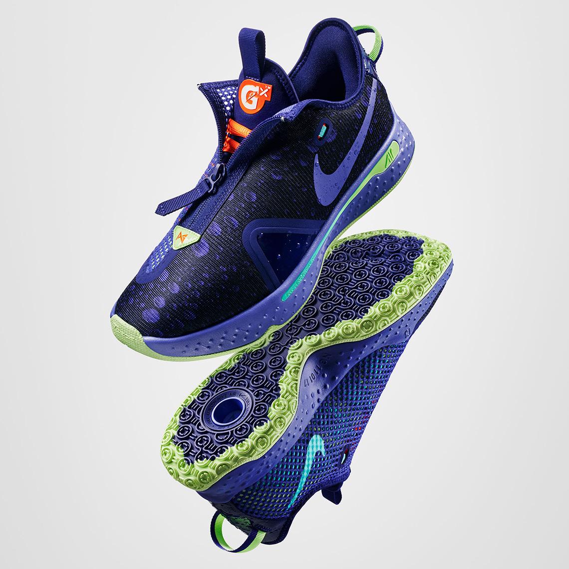 Gatorade Nike PG 4 - CD5078-500 Release
