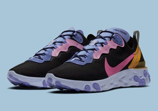 Another ACG-Inspired Nike React Element 55 With Hike Nike Man Appears