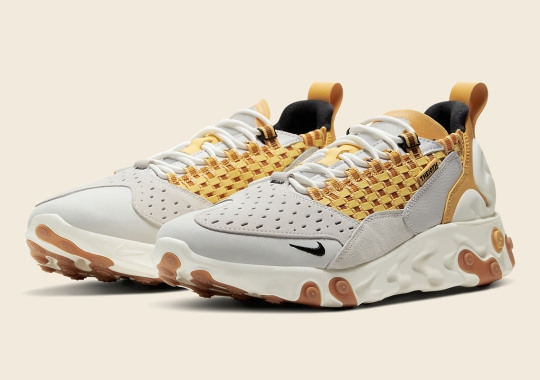 "The Nike React Sertu ""Honeycomb"" Is Dropping Soon"