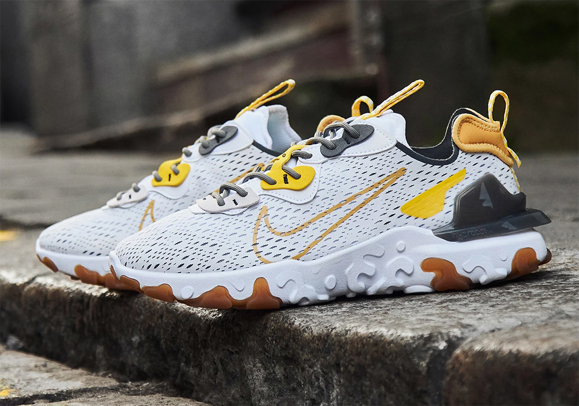 nike react vision honey comb