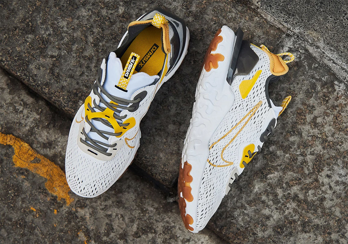 Nike React Vision Honeycomb CD4373-100   SneakerNews.com