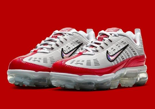 """The Nike Vapormax 360 Is Arriving Soon In The """"History Of Air"""" Colorway"""