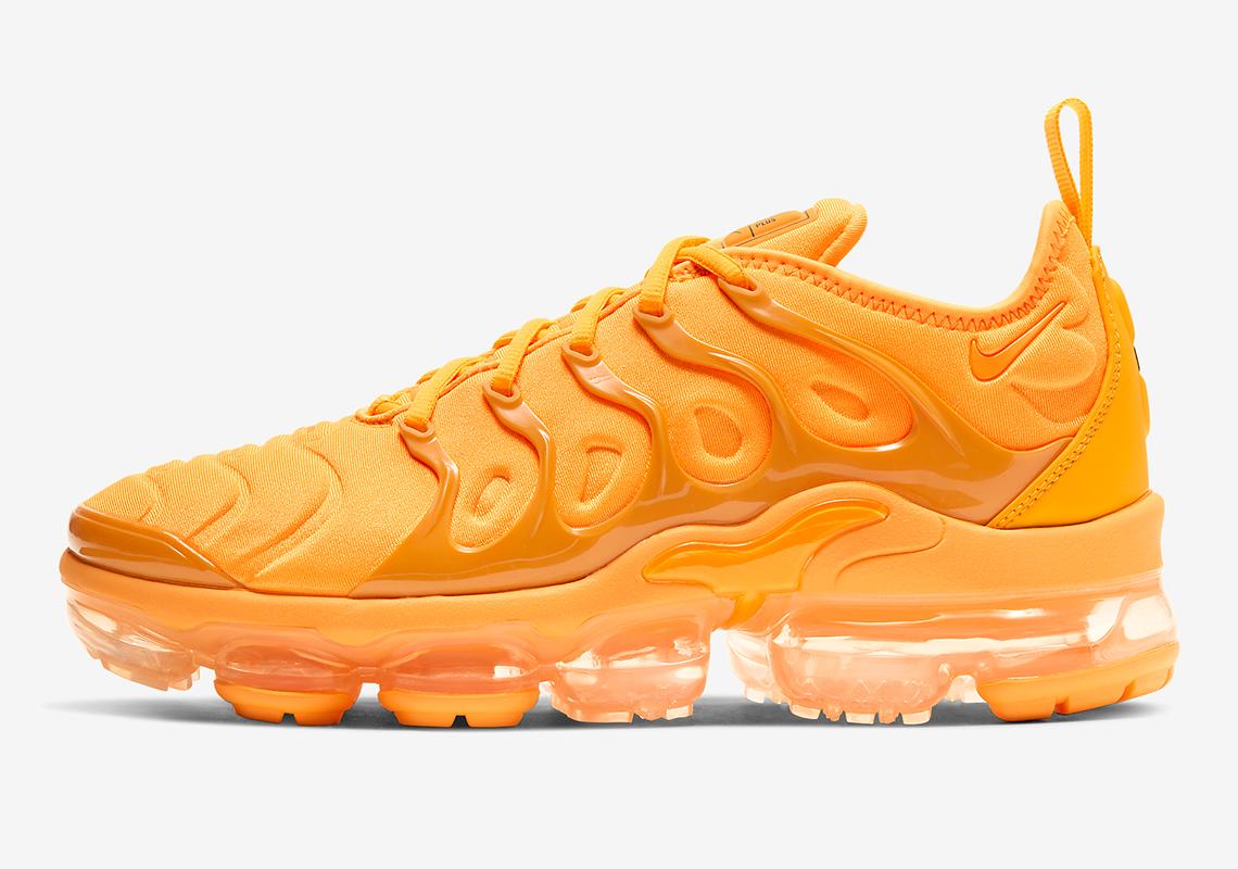 Nike Vapormax Plus Orange CW7011-800