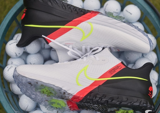 Nike Golf Debuts The Running Shoe-Inspired Zoom Infinity Tour