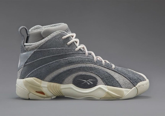 Reebok Celebrates The Year Of The Rat With The Shaqnosis