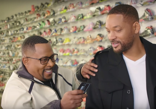 Martin Lawrence Pays For Will Smith's Kicks In Latest Sneaker Shopping Episode