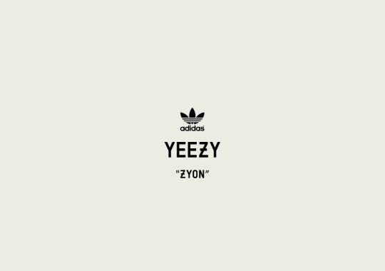 "adidas To Release The Yeezy Boost 350 v2 ""Zyon"" In Time For Summer"