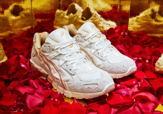 ASICS Brings A Box Of Chocolates Via The GEL-Kayano 5 KZN