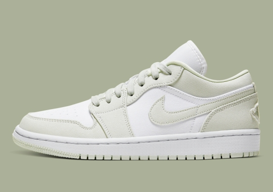 "The Air Jordan 1 Low Energy Continues With Upcoming ""Spruce Aura"""