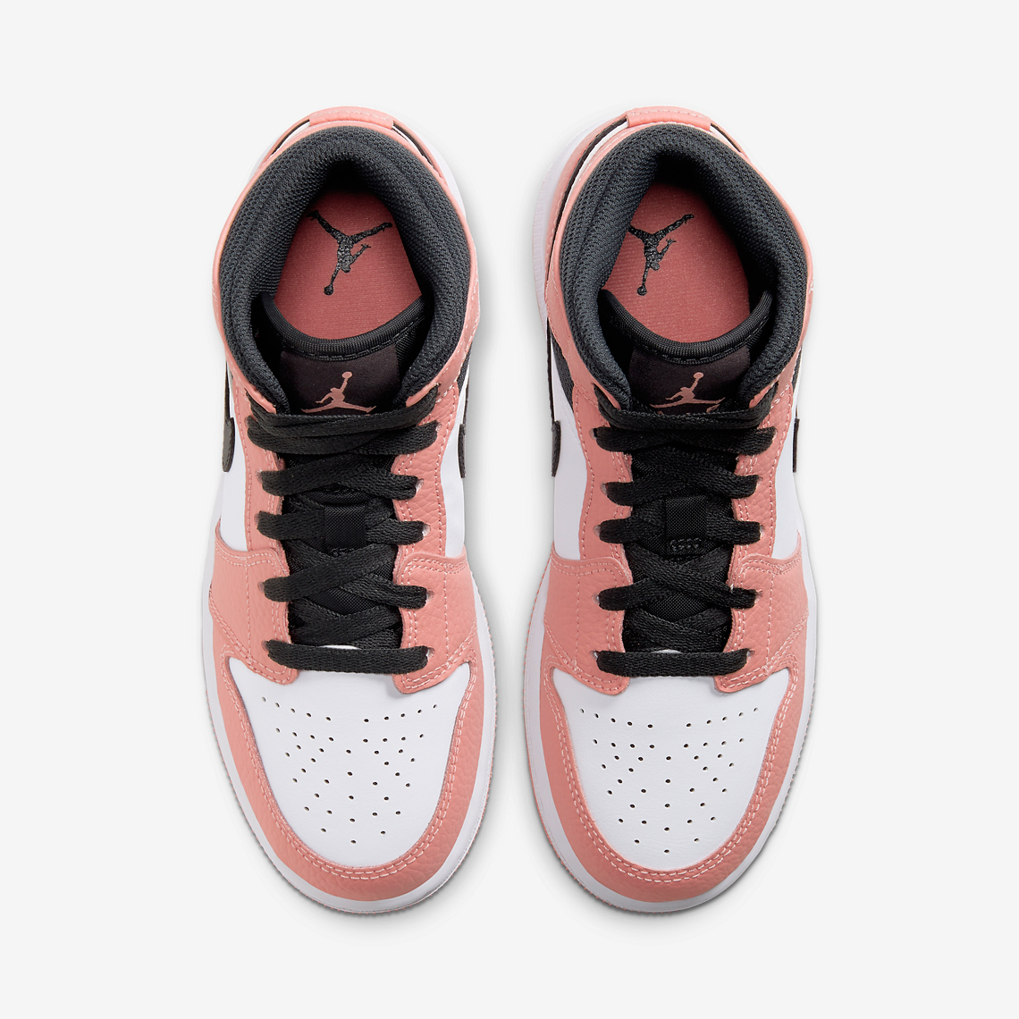 air jordan 1 rose quartz