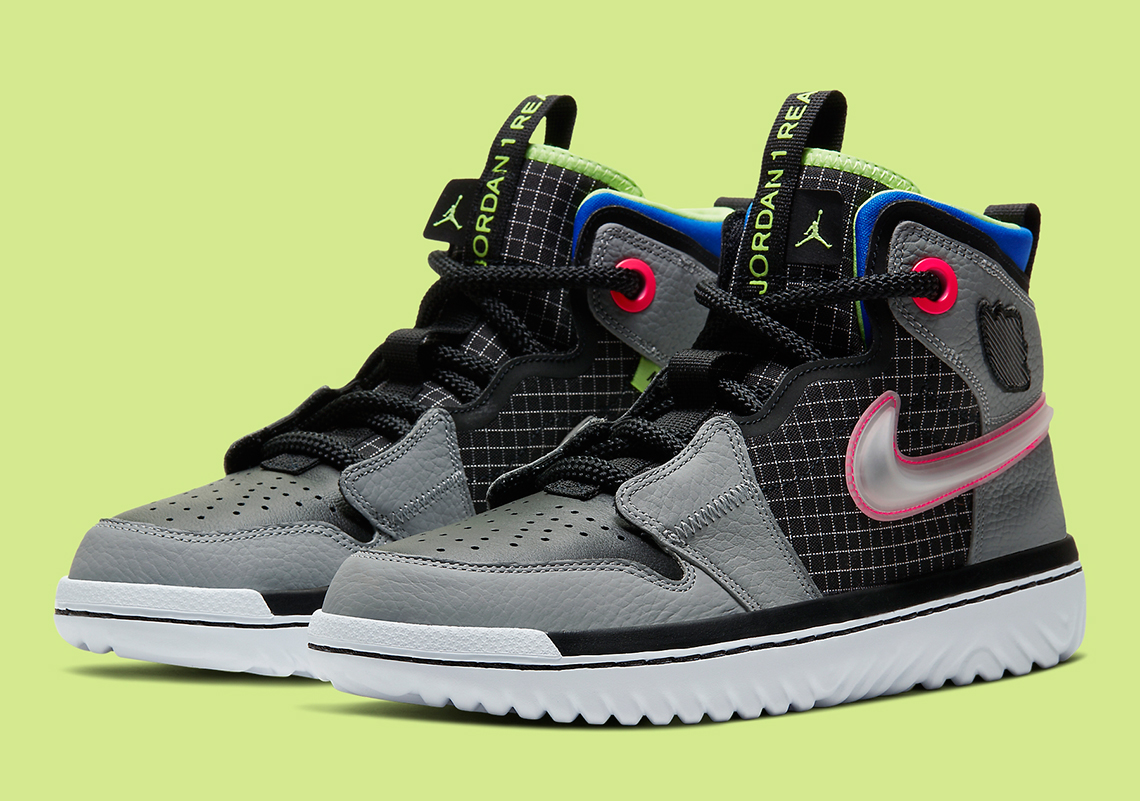 Air Jordan 1 React AR5321-002 Release