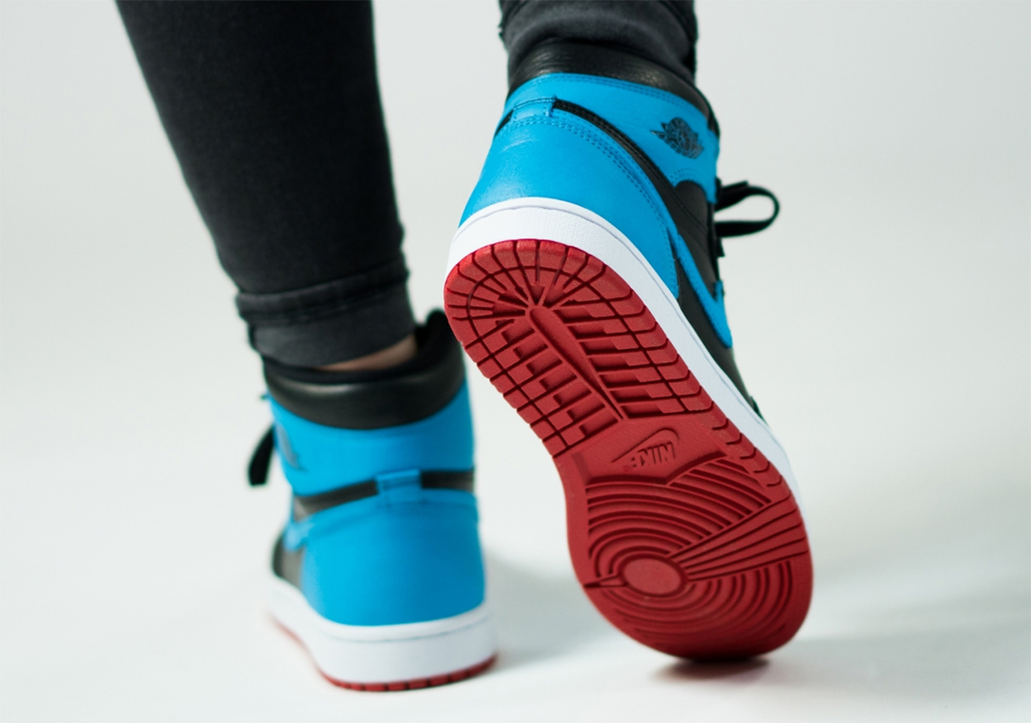 Air Jordan 1 Unc To Chi Store List Sneakernews Com