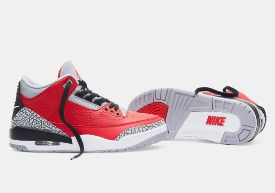 "The Air Jordan 3 Retro SE ""Unite"" Releases Tomorrow"
