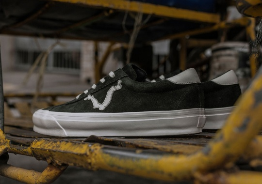 Blends Translates Their Bone Motifs To The Vans Epoch LX