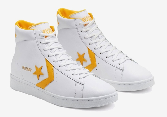 Converse Looks To Re-establish The Pro Leather OG At All-Star Weekend