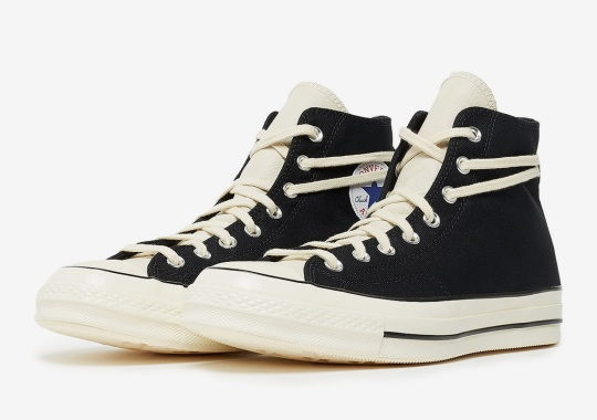 Fear Of God ESSENTIALS x Converse Chuck 70 Hi Returns On February 26th