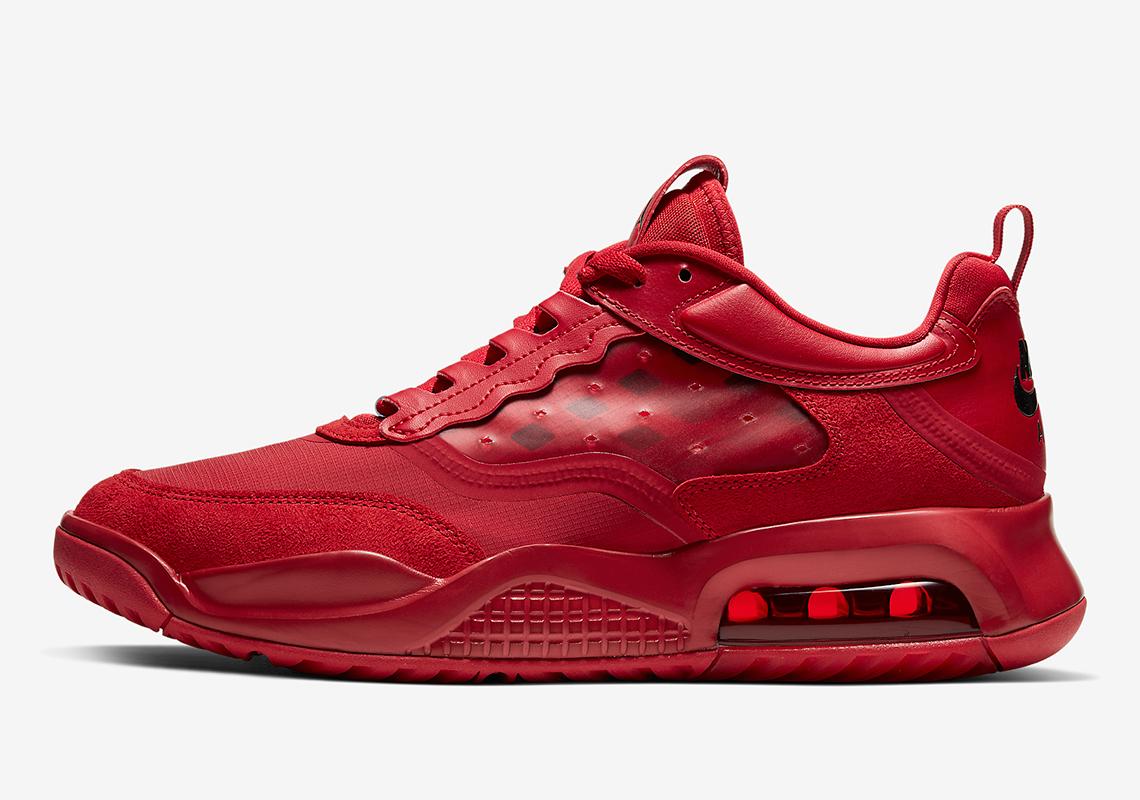Jordan Max 200 Red CD6105-602 Release