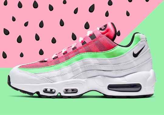 """The Nike Air Max 95 """"Watermelon"""" Is Coming Soon"""
