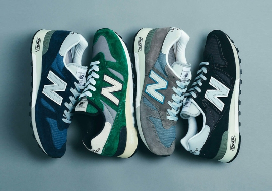 New Balance To Deliver A Collection Of 1300s On March 5th