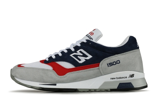 This Latest New Balance 1500 Made In England Reflect The Country's Flag