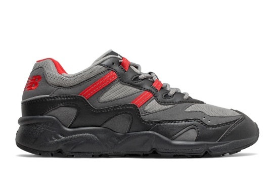 The Revived New Balance 850 Is Available Now In Black And Team Red