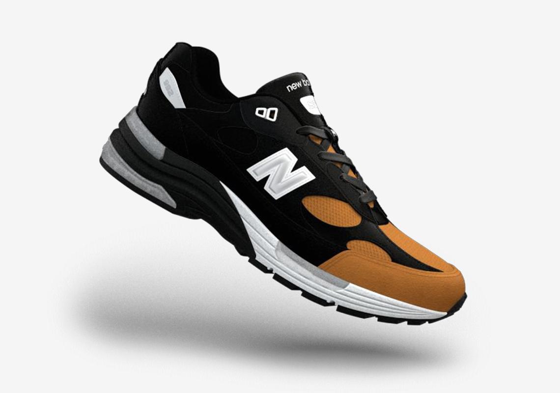 New Balance 992 NB1 Customization