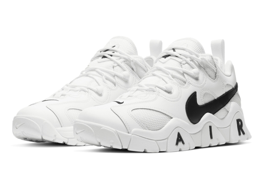 Another Original Colorway Of The Nike Air Barrage Low Is Arriving Soon