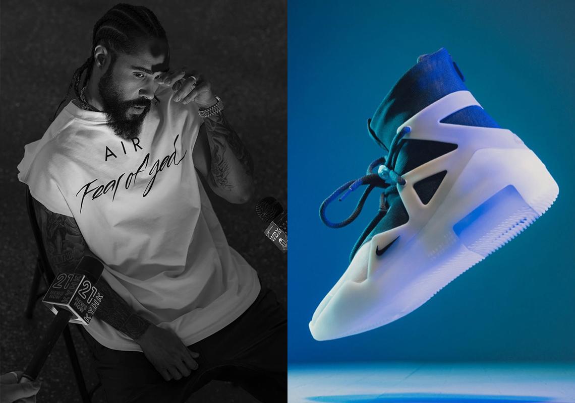 Nike Fear of God \