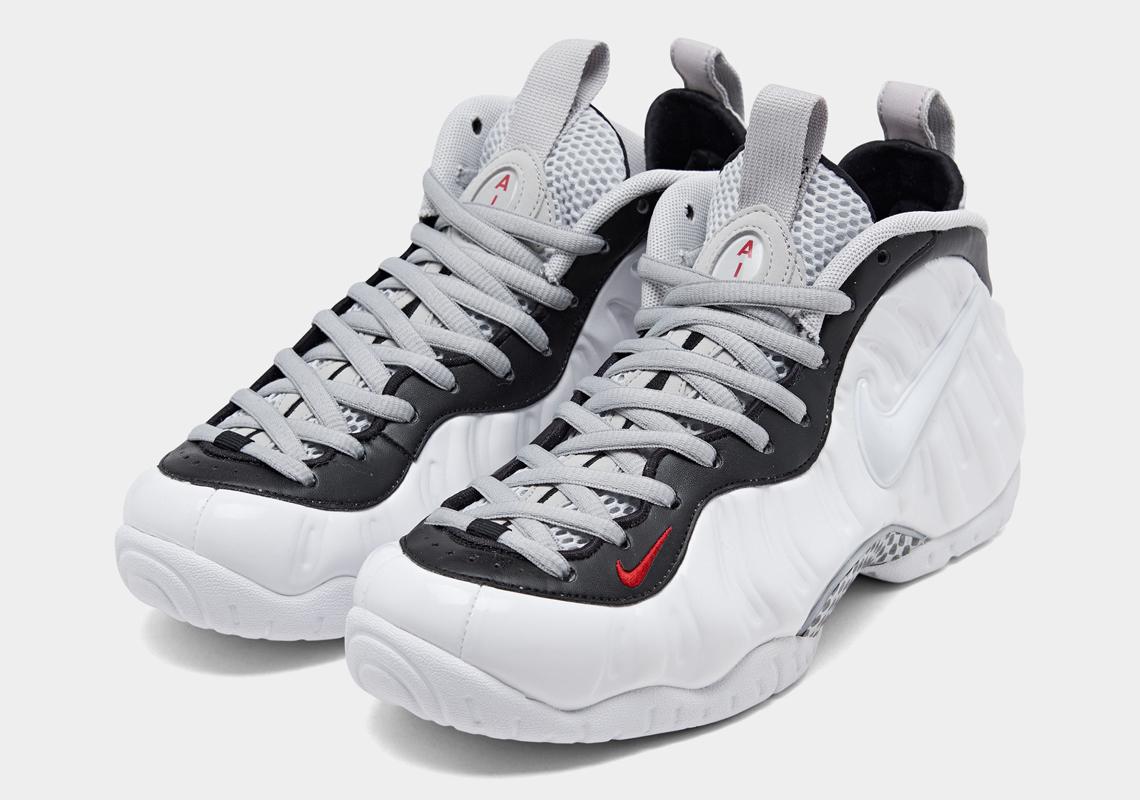 Nike Air Foamposite Pro White 624041