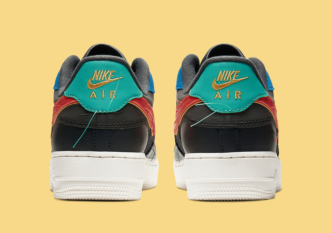 Nike Air Force 1 BHM CT5534 001 Release Info |