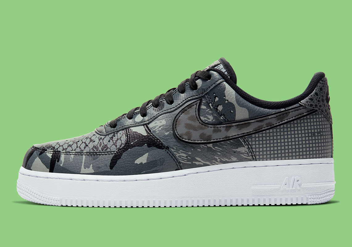 Nike Air Force 1 Low City Of Dreams CT8441 001 Release Date