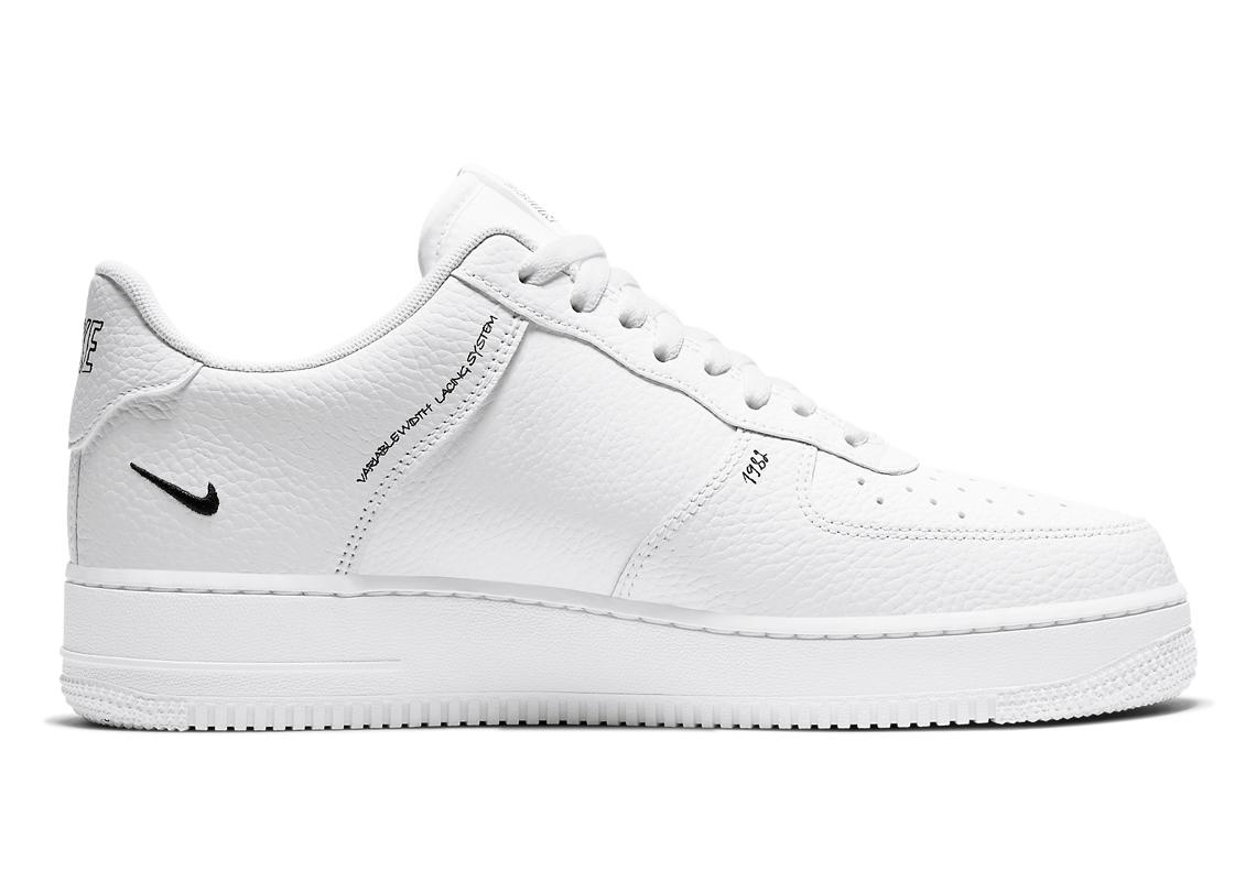 Nike Air Force 1 Low Sketch Pack Black CW7581 101