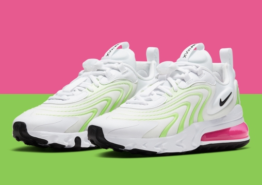 "The Nike Air Max 270 React ENG ""Watermelon"" Is Arriving Soon"