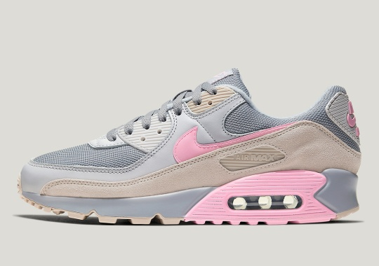 Nike Concocts A Retro Runner Lover's Colorway On The Air Max 90