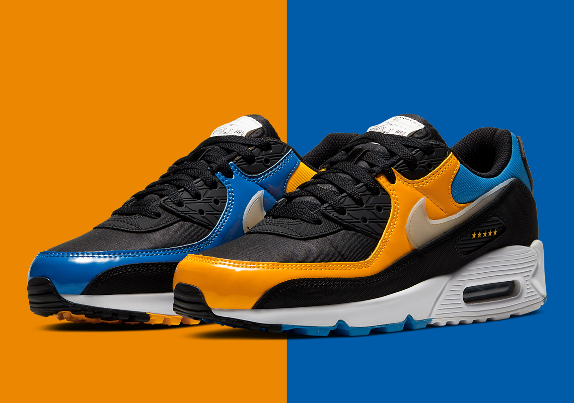 Nike Air Max 90 Shanghai CT9140-001 Release Date | SneakerNews.com