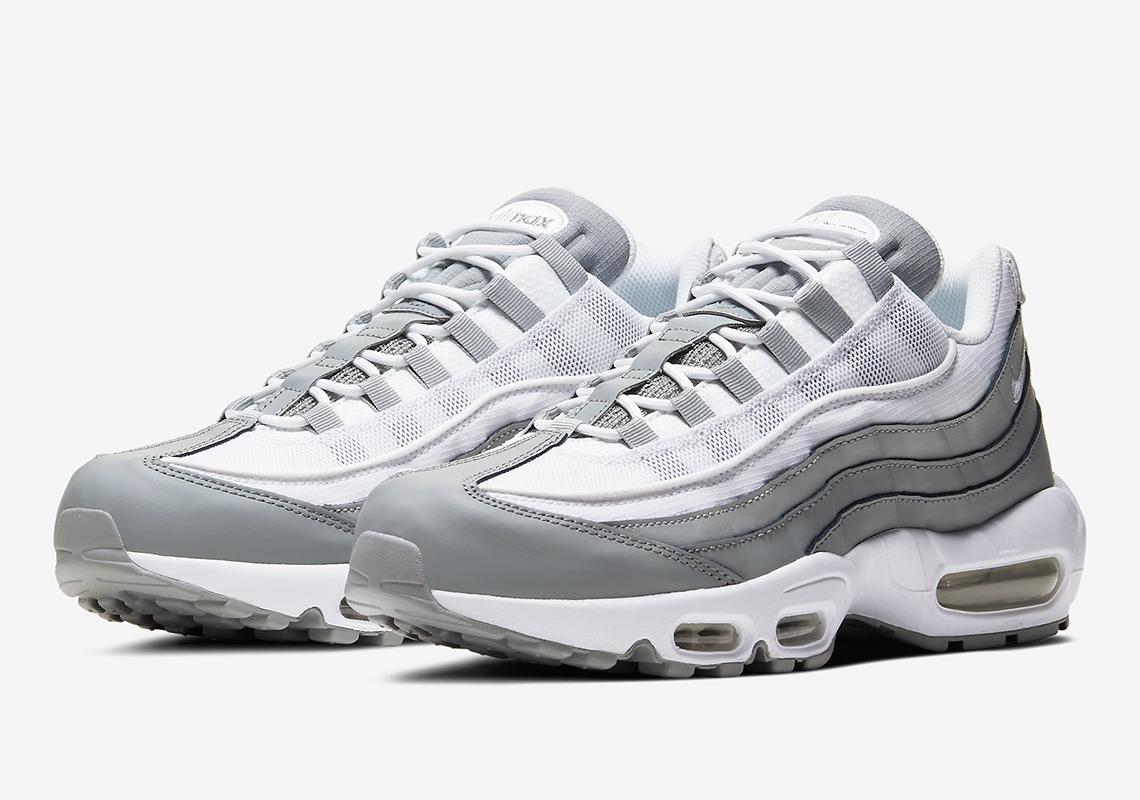Nike Air Max 95 Grey CT1268 001 Release Info |