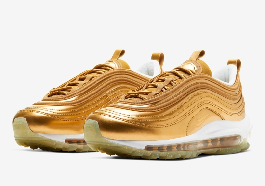 Nike Takes The Air Max 97 On Another Golden Spin