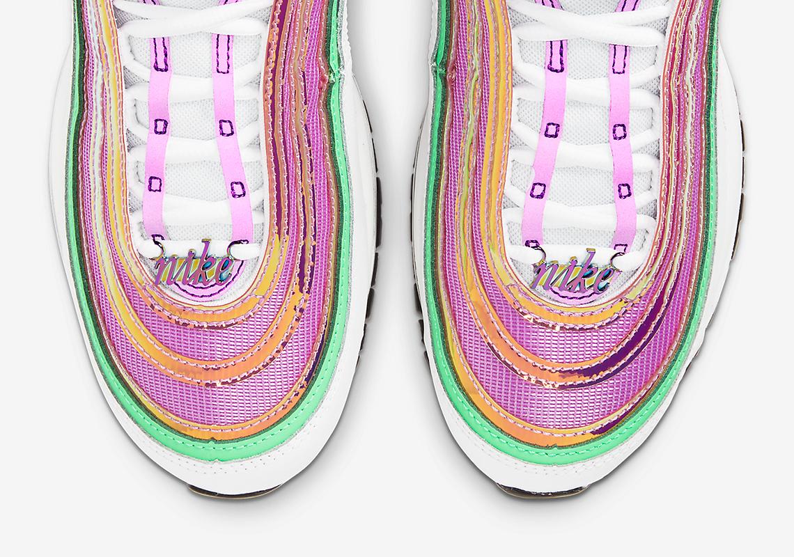 Nike Air Max 97 Pink Green CW5591-100